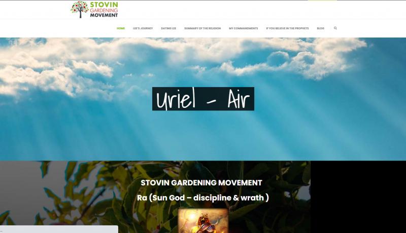 Stovin gardening movement